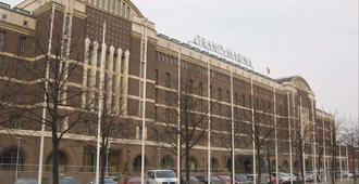 斯堪迪克码头大酒店 - 赫尔辛基 - 建筑