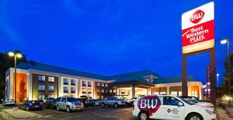 西佳Plus木棉酒店 - 爱达荷福尔斯 - 建筑