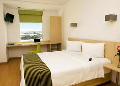 阿瓜斯卡连特斯圣马科斯One酒店 - 阿瓜斯卡连特斯 - 睡房