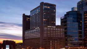 明尼亚波利斯市中心君悦大酒店 - 明尼阿波利斯 - 建筑