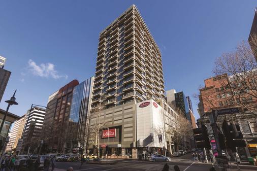 墨尔本阿迪娜公寓酒店 - 墨尔本 - 建筑