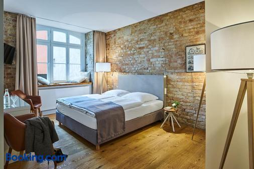 38酒店 - 柏林 - 睡房