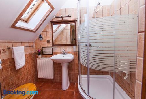 老布拉索夫酒店 - 布拉索夫 - 浴室