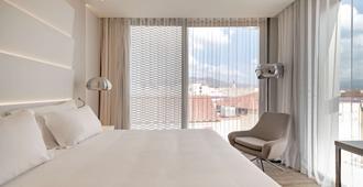 恩尔茨马拉加酒店 - 马拉加 - 睡房