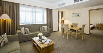 城市四季酒店 - 迪拜 - 客厅
