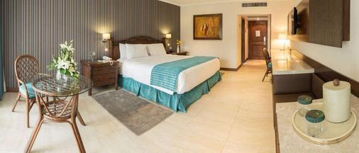 卡米诺里尔酒店 - 圣克鲁斯 - 睡房