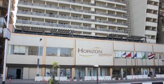 天际尚瑞扎德酒店 - 开罗 - 建筑