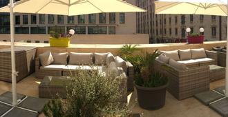 宜必思马赛中心欧洲地中海酒店 - 马赛 - 露台