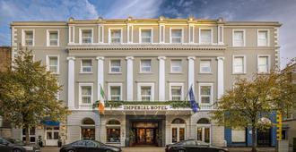 科克市帝国酒店 - 科克 - 建筑