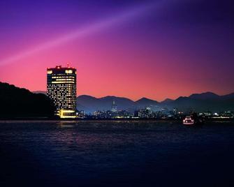 广岛格兰王子大饭店 - 广岛 - 建筑