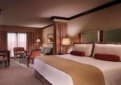堪萨斯城美洲星赌场酒店 - 堪萨斯城 - 睡房