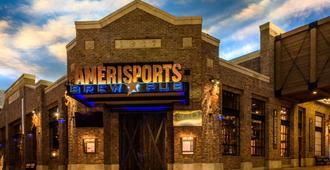 坎薩斯城美洲星賭場飯店 - 堪萨斯城 - 建筑