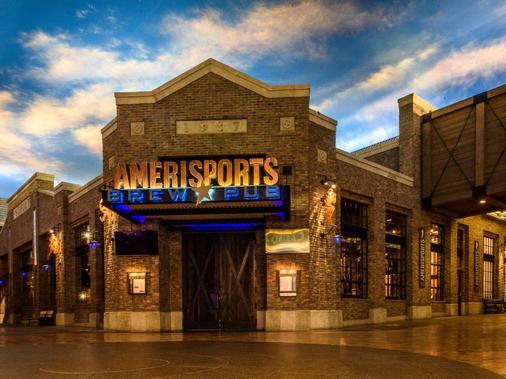 堪萨斯城美洲星赌场酒店 - 堪萨斯城 - 建筑