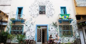 科帕卡巴纳海滩太阳青年旅舍 - 里约热内卢 - 建筑