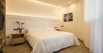 帕拉西奥德艾俄特酒店 - 圣塞瓦斯蒂安 - 睡房