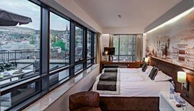 萨拉热窝总统大酒店 - 萨拉热窝 - 睡房