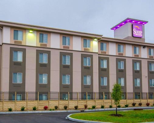 市中心司丽普酒店及会议中心 - 印第安纳波利斯 - 建筑