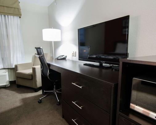 市中心司丽普酒店及会议中心 - 印第安纳波利斯 - 客厅