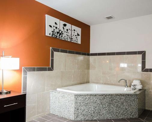 市中心司丽普酒店及会议中心 - 印第安纳波利斯 - 浴室