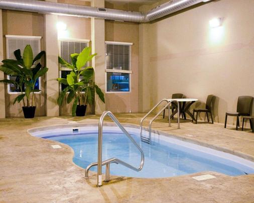 市中心司丽普酒店及会议中心 - 印第安纳波利斯 - 游泳池
