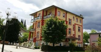 艾姆拉奥斯酒店 - 巴特莱辛哈尔 - 建筑