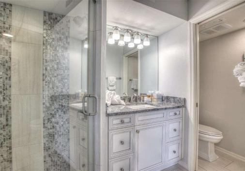 情人岛度假酒店 - 迈尔斯堡海滩 - 浴室