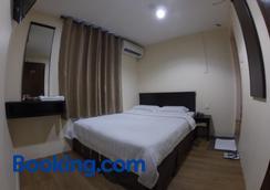 基纳巴卢酒店 - 亚庇 - 睡房