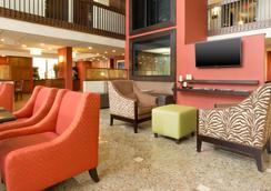 夏洛特大学德鲁里套房酒店 - 夏洛特 - 大厅
