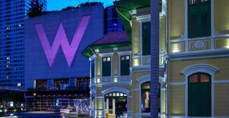 曼谷W酒店 - 曼谷 - 建筑