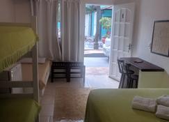 马雷西亚斯罗波思旅馆 - 马尔塞尔 - 睡房