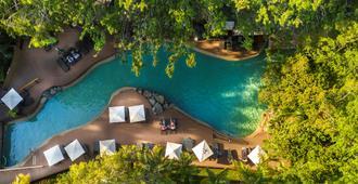 道格拉斯港华美达度假酒店 - 道格拉斯港 - 游泳池
