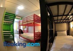 曼谷S1旅馆 - 曼谷 - 睡房