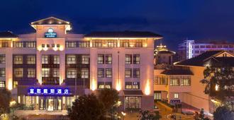 常州富都戴斯酒店 - 常州 - 建筑