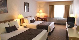 莫阿布山谷旅馆 - 摩押 - 睡房