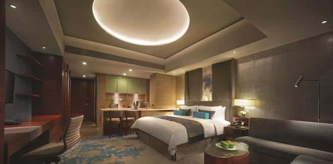 天津香格里拉大酒店 - 天津 - 睡房