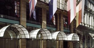 K&K剧院酒店 - 布达佩斯 - 户外景观