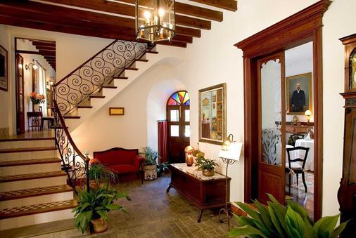 萨尔德维酒店 - 索列尔 - 楼梯