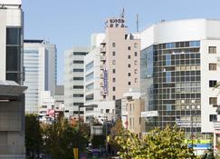高崎中央酒店 - 高崎市 - 建筑