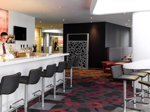 诺富特布鲁塞尔中心黑角酒店 - 布鲁塞尔 - 酒吧