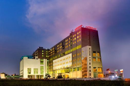 加尔各答普赖德广场酒店 - 加尔各答 - 建筑