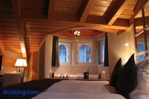 信天翁酒店 - 采尔马特 - 睡房