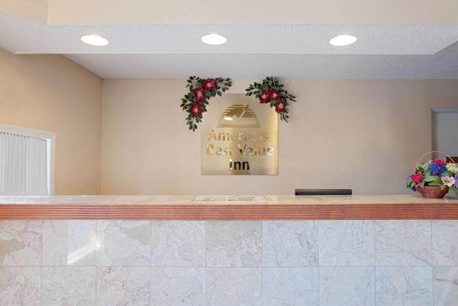 萨凡纳美洲最佳价值酒店 - 萨凡纳 - 柜台