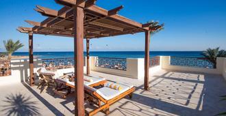 阿布索马沙姆斯帝国酒店 - 萨法加 - 阳台