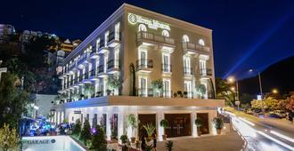 莫斯科瓦酒店 - 布德瓦 - 建筑