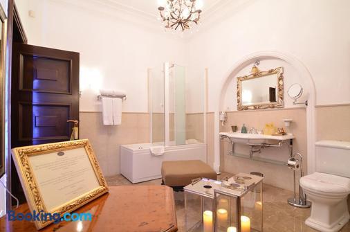 斯卡拉精品酒店 - 布加勒斯特 - 浴室