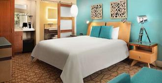 电影考洛尼酒店 - 棕榈泉 - 睡房