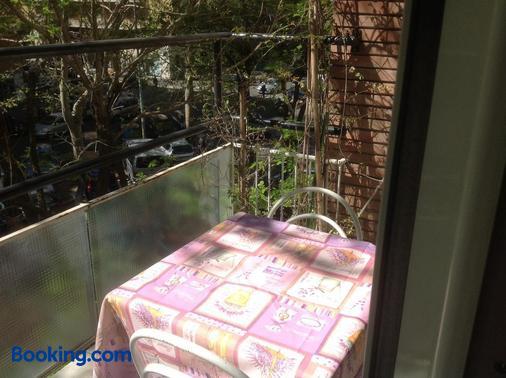 法米酒店 - 罗马 - 阳台