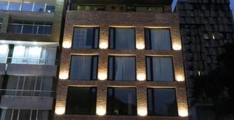 蒙特塞拉特酒店 - 波哥大 - 建筑