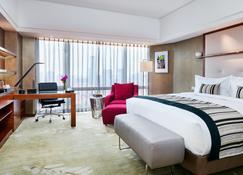 上海锦江汤臣洲际大酒店 - 上海 - 睡房