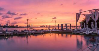 蒙德里安南海滩 - 迈阿密海滩 - 户外景观